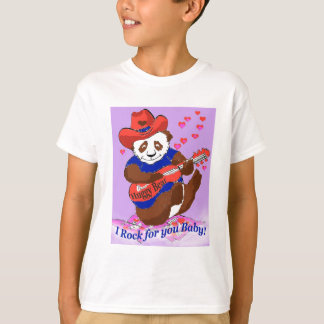 I Rock for you Baby! T-Shirt