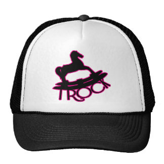 i RoCk HoT PiNk Trucker Hat