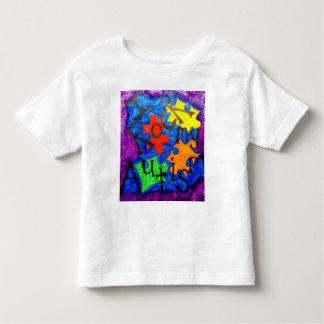 I Rock My Autism Toddler T-shirt