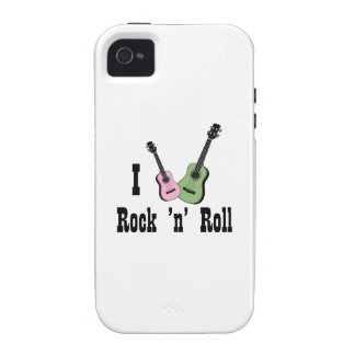 I Rock n Roll Case For The iPhone 4