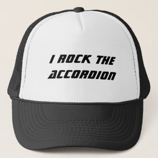 I Rock the Accordion Hat