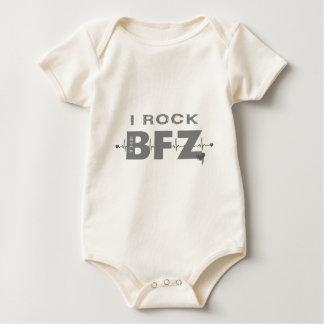 I Rock The BFZ in Gray Bodysuit
