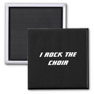 I Rock the Choir Magnet