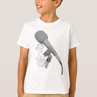 I Rock The Mic #8_ T-Shirt
