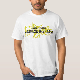 I ROCK THE S#%! - MASSAGE THERAPY T-Shirt