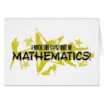 I ROCK THE S#%! - MATHEMATICS CARD