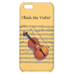 I Rock!,Violin Lover_k! Cover For iPhone 5C