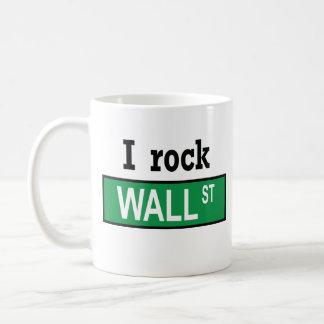 I rock Wall Street - Mug
