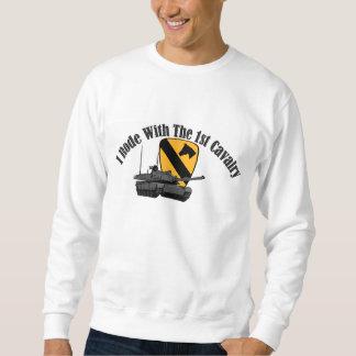 I Rode With The 1st Cav Sweatshirt