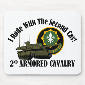 I Rode With The 2nd ACR! Mouse Pad