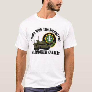 I Rode With The 2nd ACR! T-Shirt