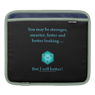 I Roll Better MacBook Air Sleeves