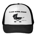 I Roll with Jesus Hats