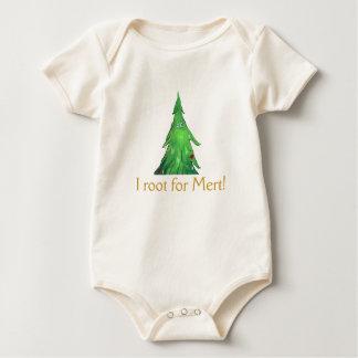 I root for Mert! Baby Bodysuit