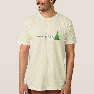 I root for Mert shirt with little Mert.