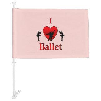 I rosa del ballet del corazón