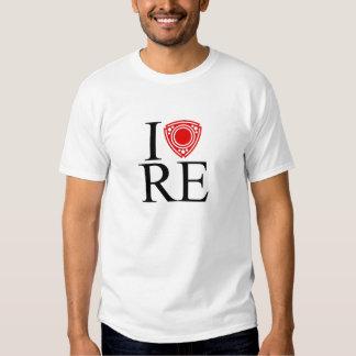 I ROTOR RE (Rotary Engine) Tee Shirt