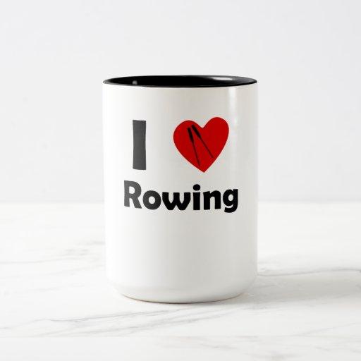 I Rowing del corazón