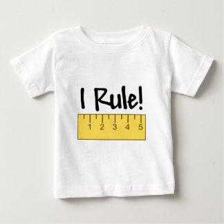 I Rule! Baby T-Shirt