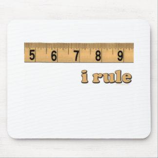 I Rule Mouse Pad
