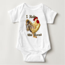 I Rule this Roost Baby Bodysuit