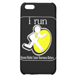 i Run Because Bladder Cancer Mers iPhone 5C Covers
