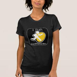 i Run Because COPD Awareness Matters Tees