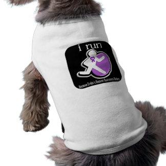 i Run Because Crohns Disease Matters Dog Clothing