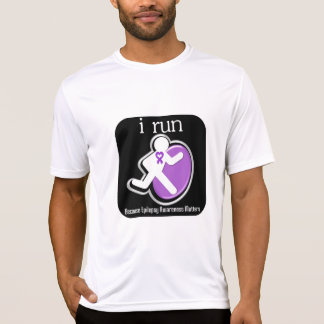 i Run Because Epilepsy Matters Tee Shirt