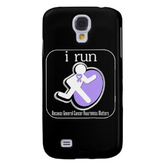 i Run Because General Cancer Mers Samsung Galaxy S4 Case