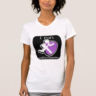 i Run Because GIST Cancer Matters Tee Shirt