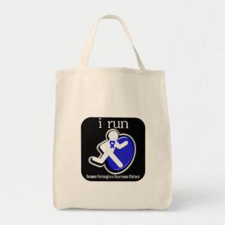 i Run Because Histiocytosis Matters Bags