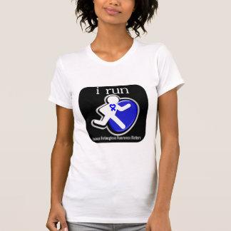 i Run Because Histiocytosis Matters T Shirts