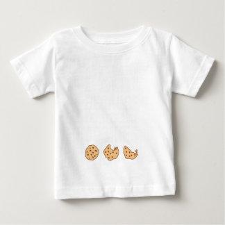 I Run Because I Really Like Cookies Gift Baby T-Shirt