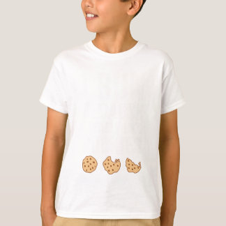 I Run Because I Really Like Cookies Gift T-Shirt