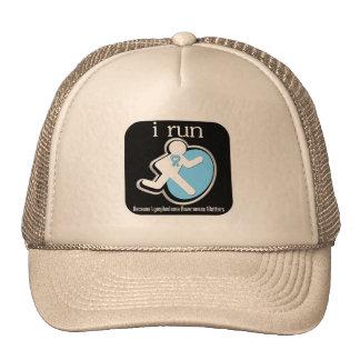 i Run Because Lymphedema Matters Trucker Hat