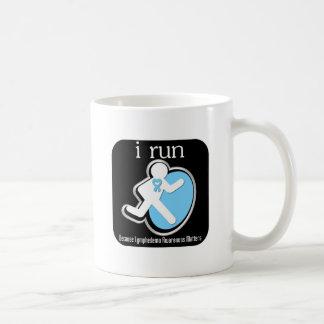 i Run Because Lymphedema Matters Mug
