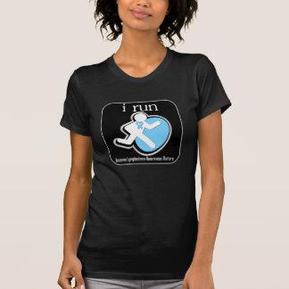 i Run Because Lymphedema Matters T-shirt