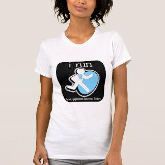 i Run Because Lymphedema Matters Tshirts