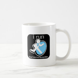 i Run Because Prostate Cancer Matters Coffee Mugs