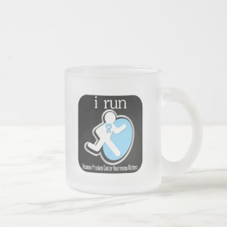 i Run Because Prostate Cancer Matters Mugs