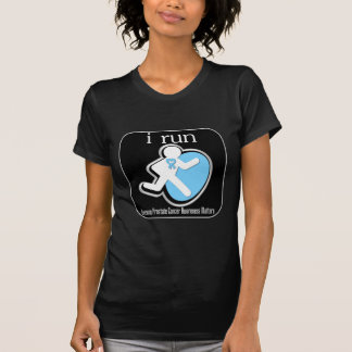 i Run Because Prostate Cancer Matters T Shirts