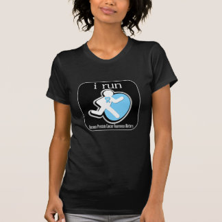 i Run Because Prostate Cancer Matters T-shirts