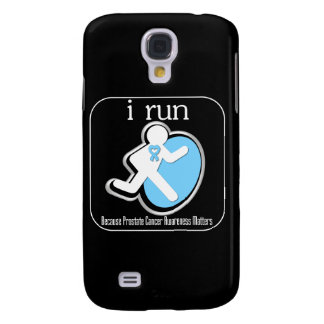 i Run Because Prostate Cancer Mers Galaxy S4 Cover
