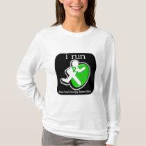 i Run Because Traumatic Brain Injury Matters T-Shirt