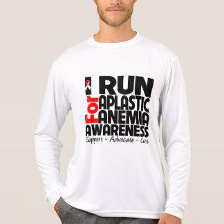 I Run For Aplastic Anemia Awareness Shirt