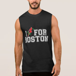 I Run For Boston Shirt