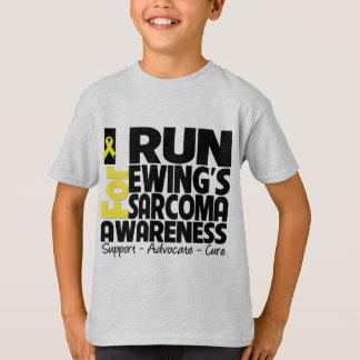 I Run For Ewing Sarcoma Awareness T-Shirt