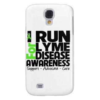 I Run For Lyme Disease Awareness Samsung Galaxy S4 Case