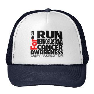 I Run For Retinoblastoma Cancer Awareness Hats